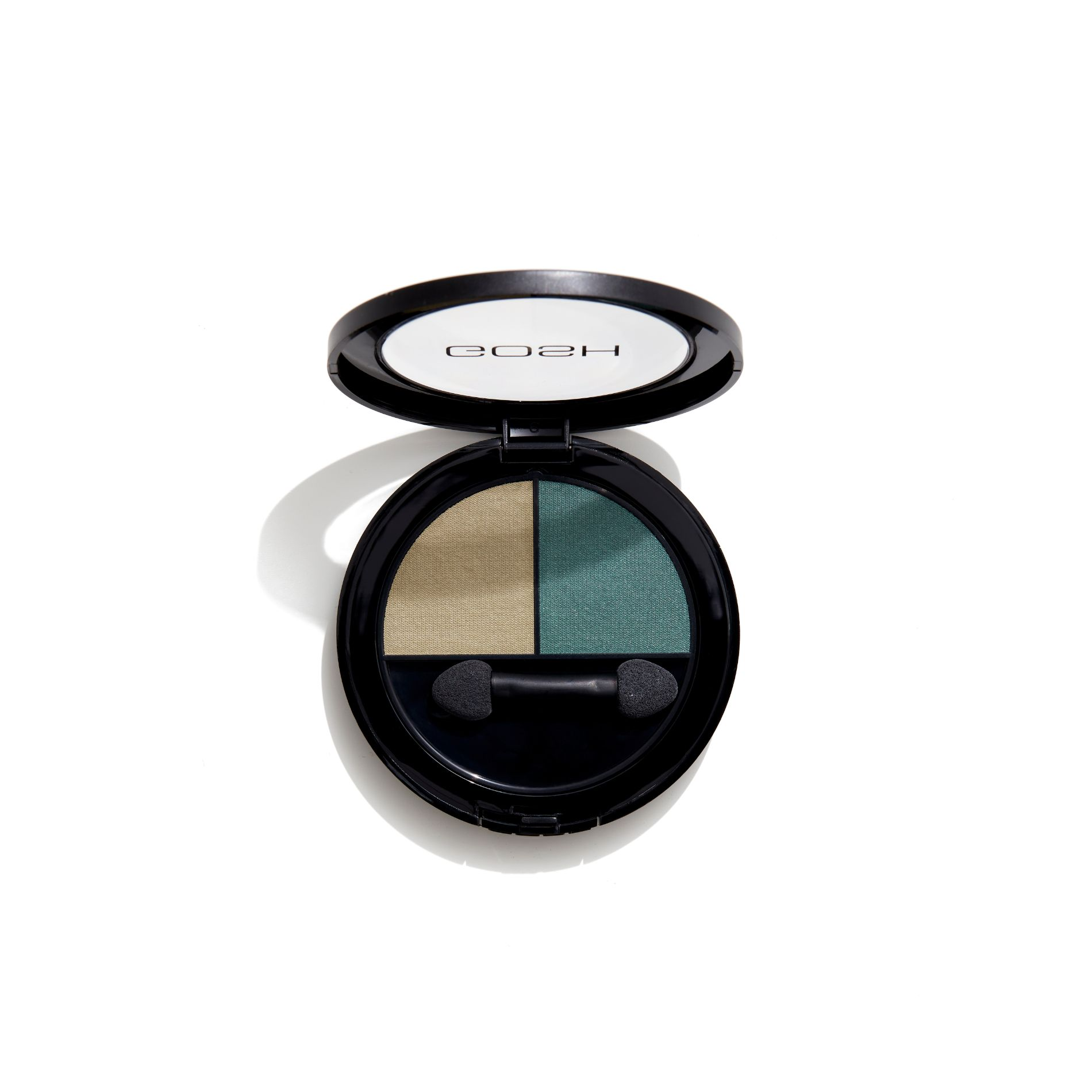 Image of   GOSH Matt Duo Eye Shadow - 005 Green Zone