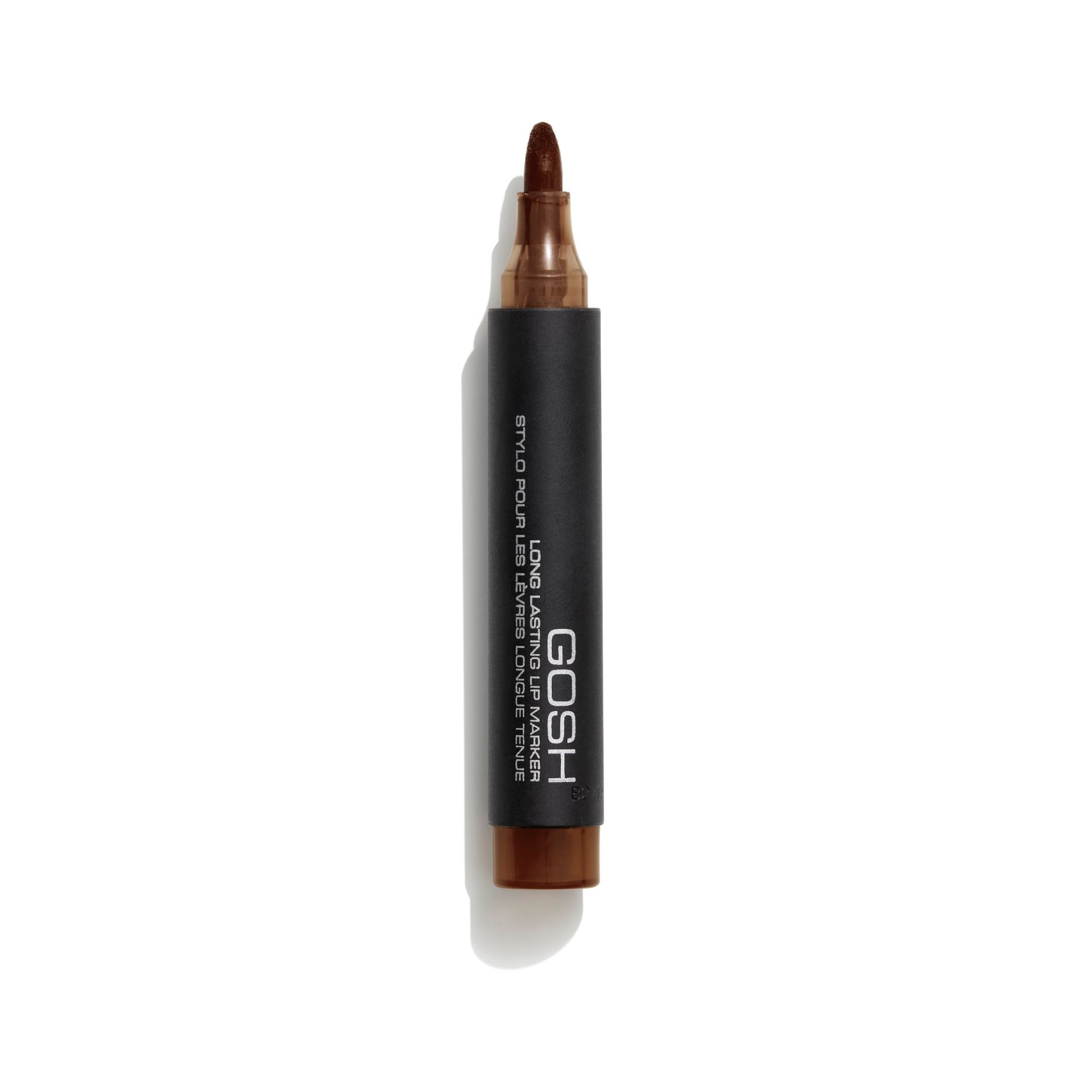 Image of   GOSH Long Lasting Lip Marker - 004 Chocolate