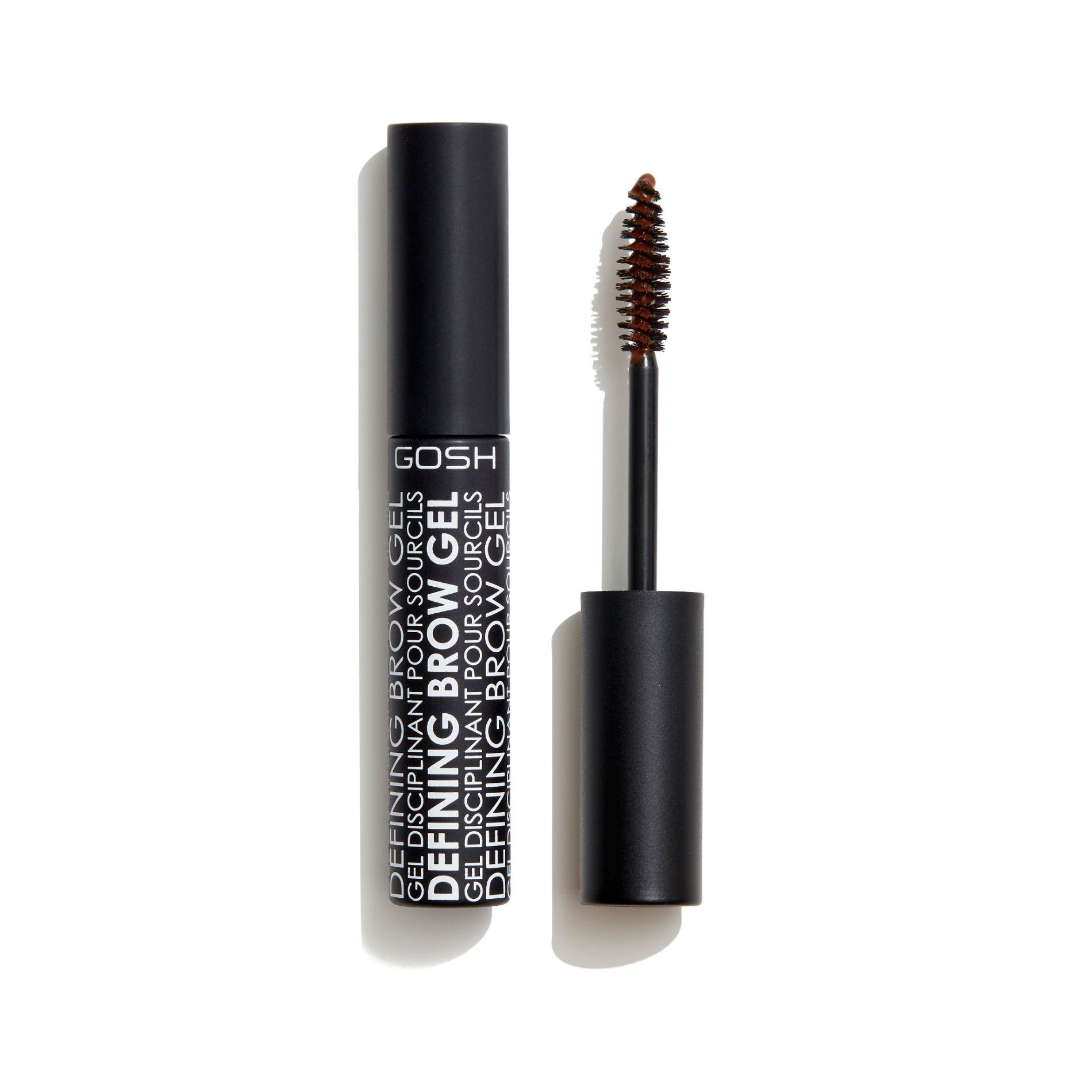 Image of   GOSH Defining Brow Gel 8 ml - 002 Brown
