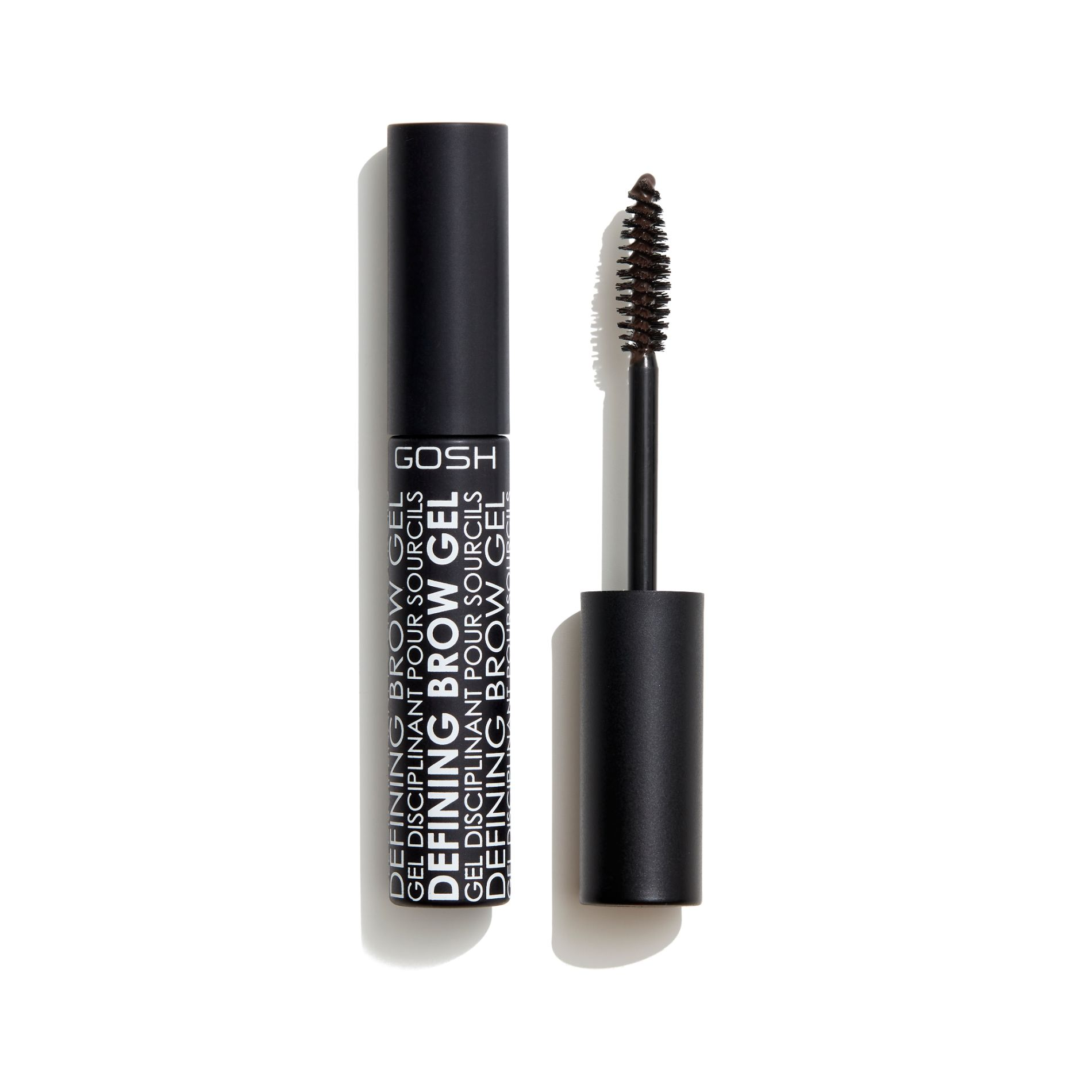 Image of   GOSH Defining Brow Gel 8 ml - 003 Greybrown