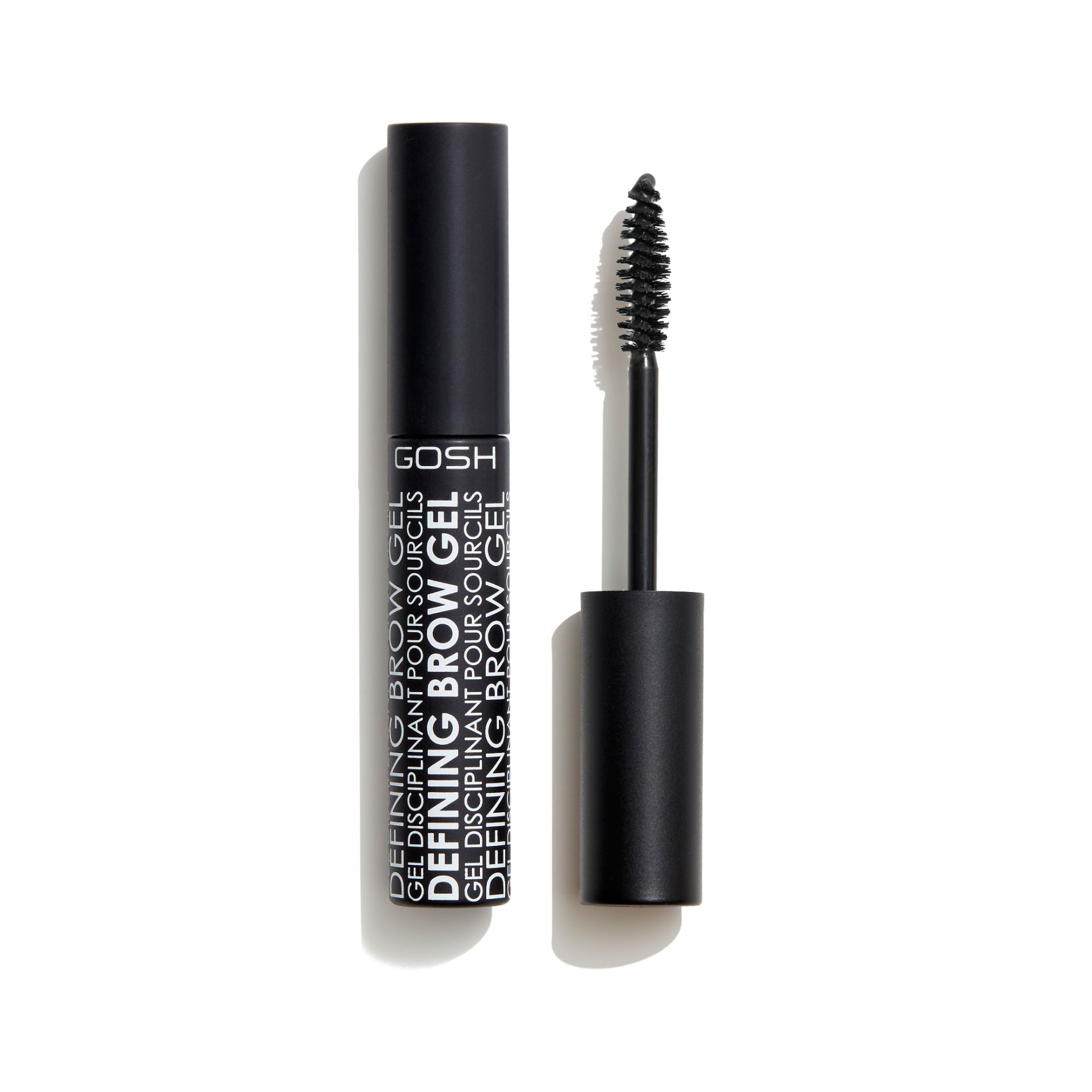 Image of   GOSH Defining Brow Gel 8 ml - 004 Black