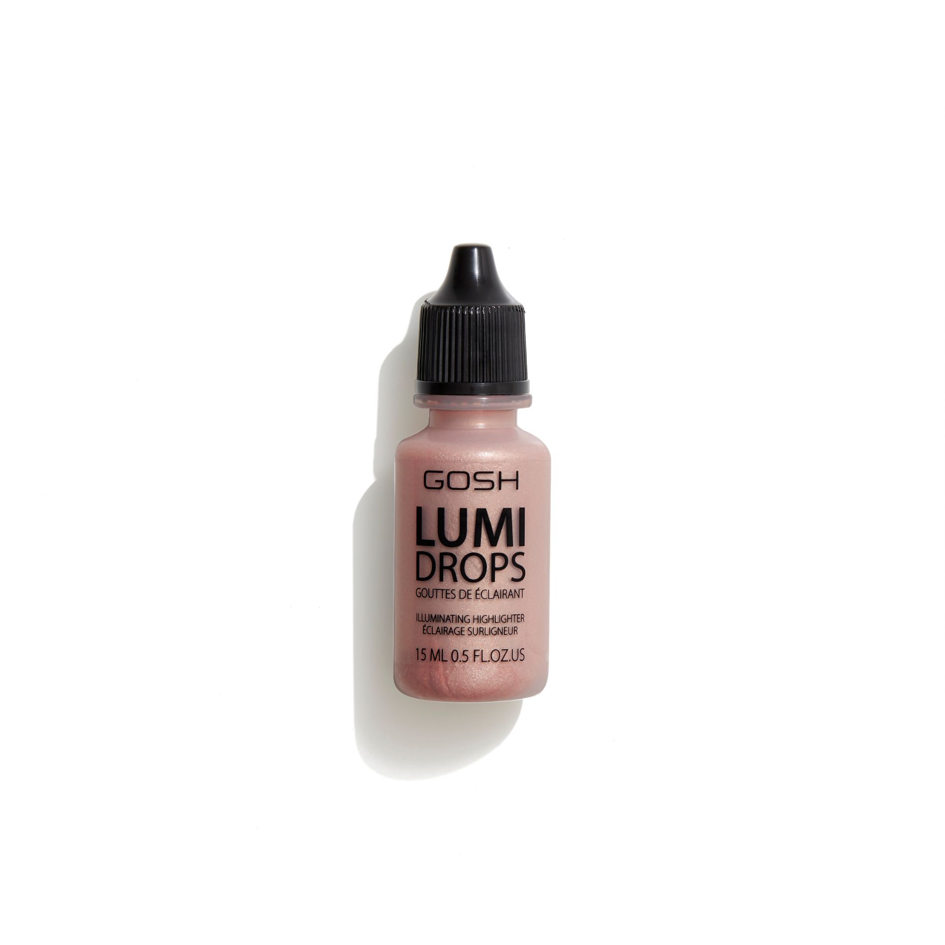 Image of   GOSH GOSH Lumi Drops 15 ml - 004 Peach