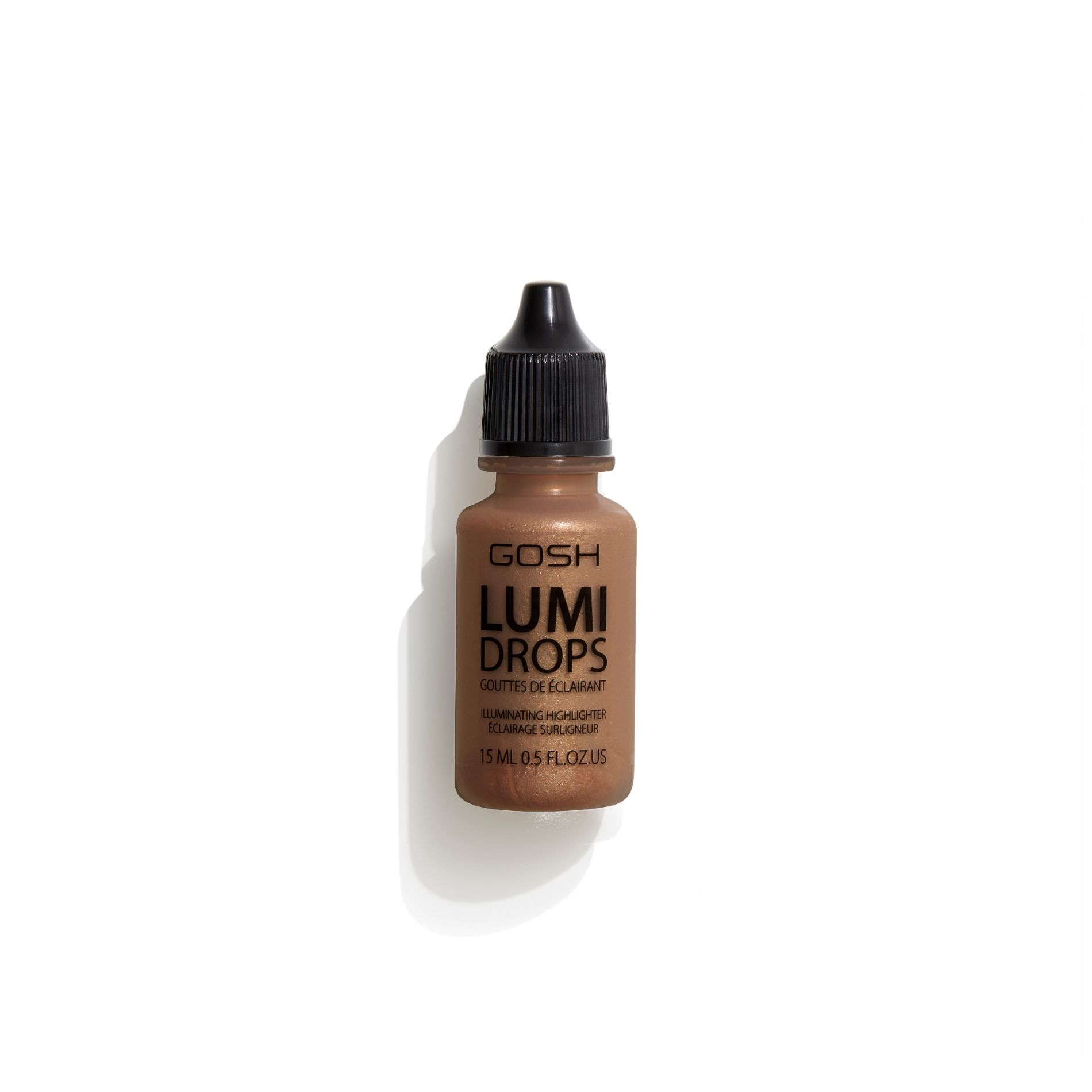 Image of   GOSH GOSH Lumi Drops 15 ml - 006 Bronze