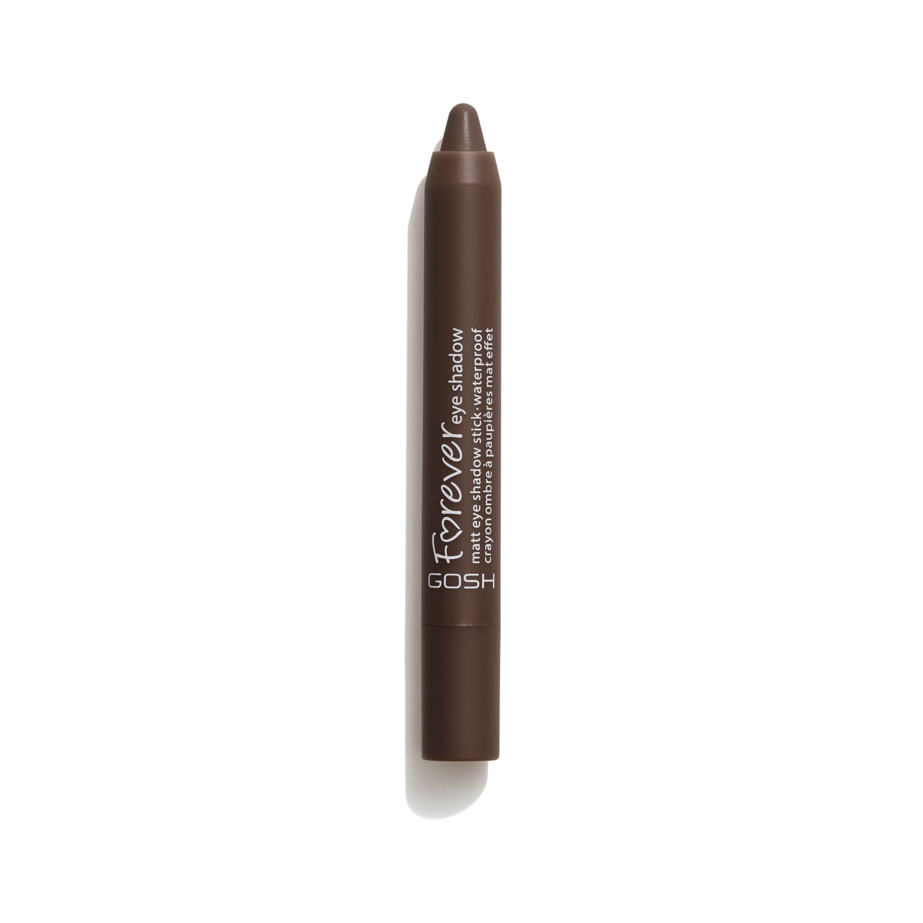 Image of   GOSH Forever Eye Shadow, 11 Dark Brown