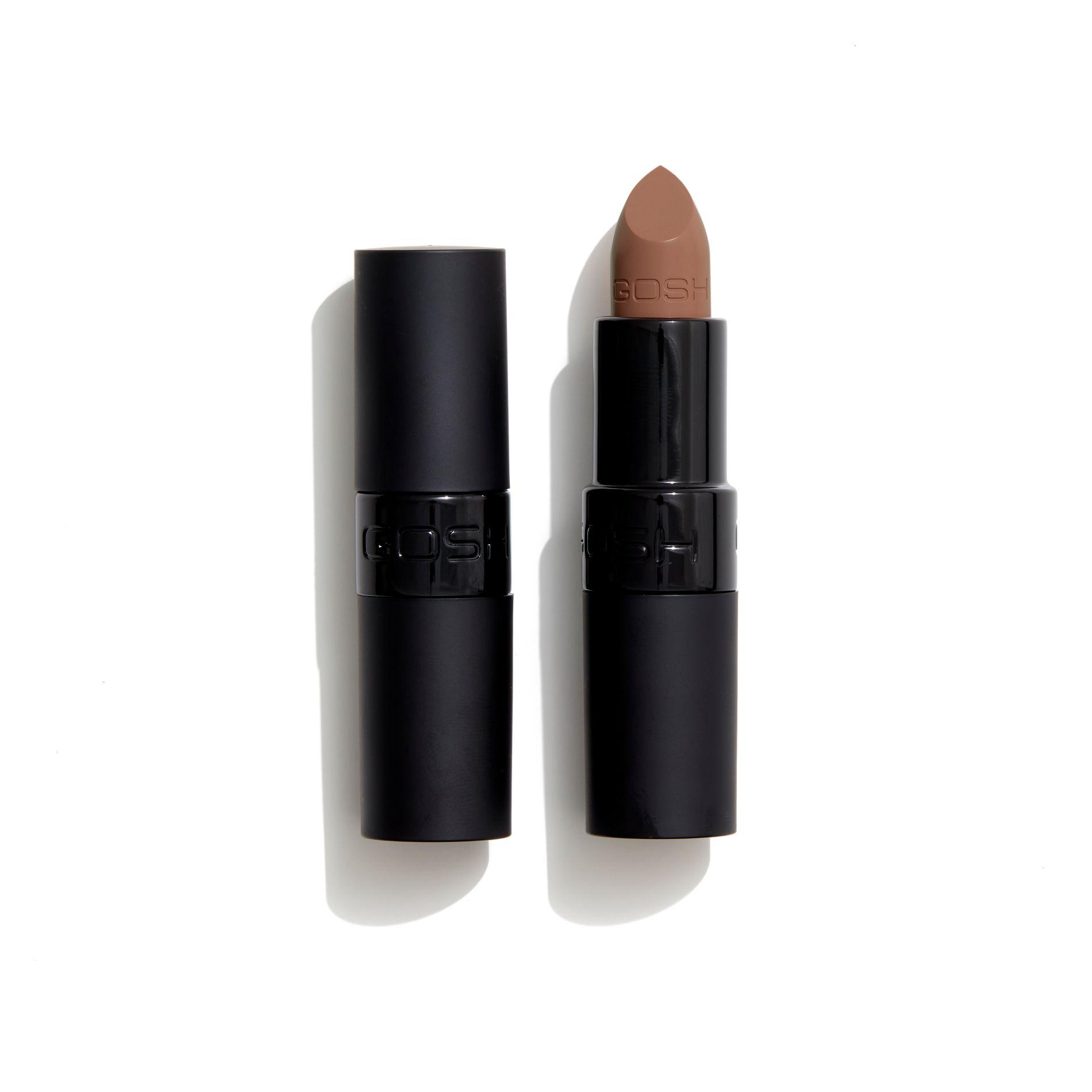 Image of   GOSH Velvet Touch Lipstick - 011 Matt Nougat