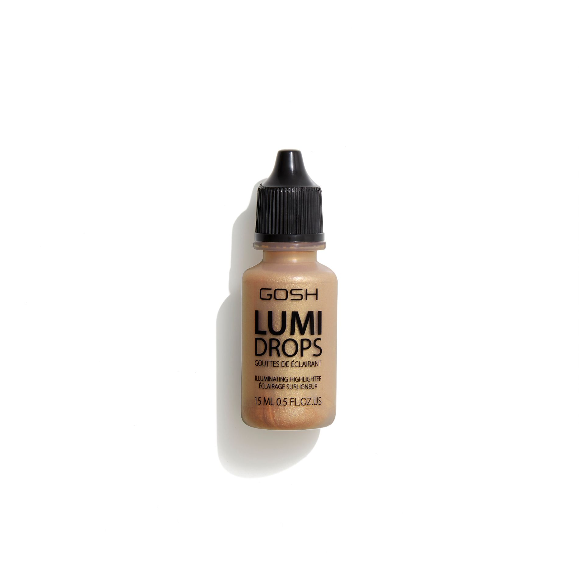 Image of   GOSH GOSH Lumi Drops 15 ml - 014 Gold