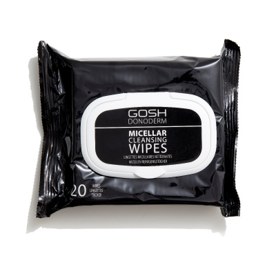 Donoderm Micellar Cleansing Wipes