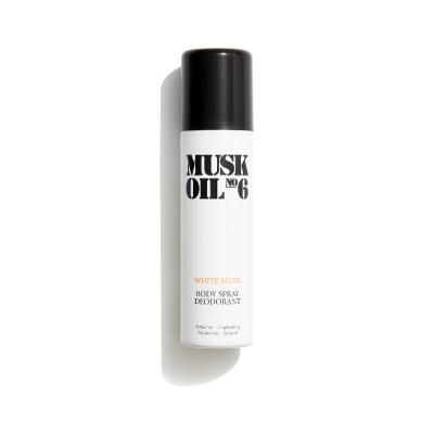 Musk Oil No. 6 Deo Spray - White
