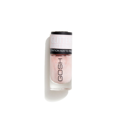 Frosted Nail Lacquer