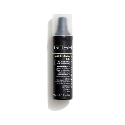 Nourishing Hair Oil 50 ml - Macadamia Oil
