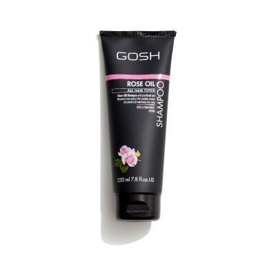 Hair Shampoo 230ml - Rose Oil